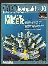 GEO kompakt, # 10, 2007, Lebensraum MEER