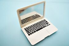 White Laptop Computer - Perfect Size for American Girl Dolls & Kidz N Cats 18""