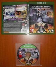 Saints Row IV Re-Elected & Gat out of Hell - First Edition, Xbox One, Castellano