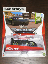 Disney World of Cars Lewis Hamilton 2014 NEW