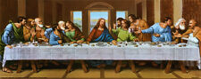 Last Supper Art Poster Print by Tobey , 20x8