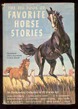 Big Book Of Favorite Horse Stories Sam Savitt Illustrations Steinbeck Holt Seton