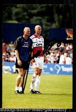 Carsten jancker Super ak foto bayern munich 1999-00 (3) ORIG. firmado