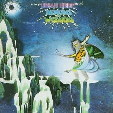 URIAH HEEP - DEMONS & WIZARDS  CD NEU