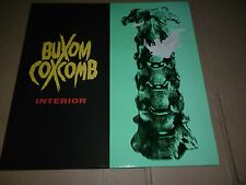 BUXOM COXCOMB /Interior (white label) vinyl