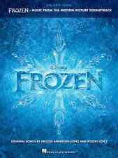 """""""FROZEN"""" FROM THE MOTION PICTURE SOUNDTRACK FOR BIG-NOTE PIANO MUSIC BOOK NEW!!"""