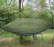 Snugpak Jungle Hammock Military Bushcraft Camping Olive Green NEW