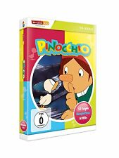Pinocchio - Komplettbox 9 DVDs DEUTSCH NEU Alle 52 Episoden auf DVD