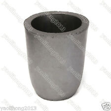#3 4 KG Clay Graphite Foundry Crucible Melting Furnace Refining Gold Silver