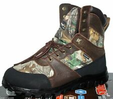 "HERMAN SURVIVORS 8"" Men's Realtree Xtra Waterproof Hunting Boots, Size 7.5 Wide"