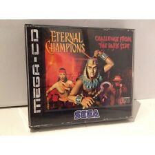 Eternal Champions Challenge From The Dark Side Sega Mega CD Pal