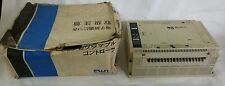 Fuji Electric FPB40R-A10 MICREX-F50 40-point basic unit 100V AC power, 24V DC