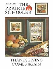 "The Prairie Schooler Book No. 141 ""Thanksgiving Comes Again"" Hard to find!"