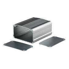 Aluminum Project Box Enclosure Electronic Case DIY Big -55x95x110mm;square #1176