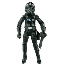 "Star Wars Black Series 6"" Imperial Forces Lieutenant Oxio Tie Pilot Loose NEW Fr"
