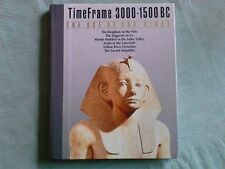 TIME-LIFE - TIMEFRAME - 3000-1500 BC - THE AGE OF GOD-KINGS