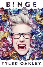 Binge by Tyler Oakley (Hardcover) BRAND NEW FREE SHIPPING NEW
