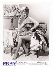Patrice Wymore leggy sexy VINTAGE Photo The Big Trees