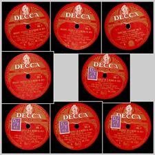 """GRILLER STRING QUARTET Mozart:  """"Haydn-Quartet"""" in D Minor K.V. 421 78rpm  GS748"""