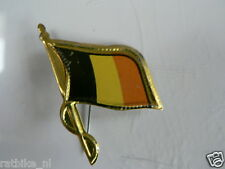 PINS,SPELDJES 50'S/60'S COUNTRY FLAGS 06 BELGIUM VINTAGE VERY OLD VLAG