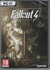 Fallout 4 PC Brand New Factory Sealed