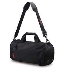 Men's Large Gym Bag Shoulder Bag Handbag Sports Travel Work Messenger Bag