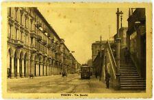 Cartolina Formato Piccolo - Torino - Via Sacchi Viaggiata