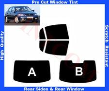 Pre Cut Window Tint Opel Astra G 5D 1998-2004 Rear Window & Rear Sides Any Shade