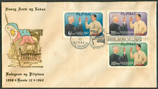 1962 KALAYAAN NG PILIPINAS (Philippine Independence) FIRST DAY COVER - A