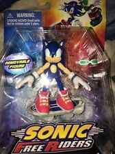 Sonic - Sonic Free Riders Jazwares NEW Sonic The Hedgehog