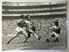photo press football  World Cup  1970  Finale  Brazil-Italie         279