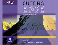 Longman NEW CUTTING EDGE Upper-Intermediate Class CD's (3) @BRAND NEW & SEALED@