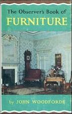 THE OBSERVER'S BOOK OF FURNITURE 1967 No.35