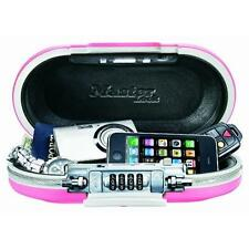Master Lock 5900DPNK Portable Personal Safe, Pink New