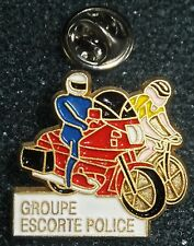 Groupe Escorte Police PIN Switzerland CH NEW