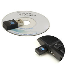 300Mbps Mini Wireless 802.11N/B/G WiFi USB Adapter LAN Internet Network Adapter