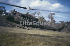 Vietnam War Photo US soldier in the Huey Helicopter 1967 #555