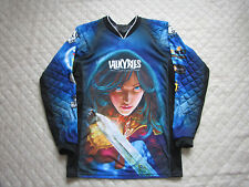 VALKYRIES -Paintball Russian Professional Padded Jersey Makarova Olga #15 M