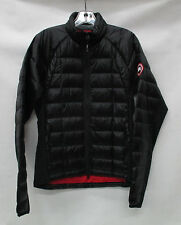 Canada Goose Mens Hybridge Lite Jacket 2701M S Black/L Red Size Small