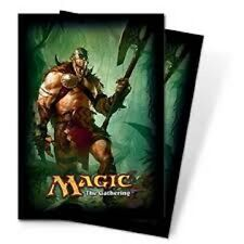 Ultra Pro MTG Garruk Wildspeaker MTG 2012 M12 Sleeves 80ct.