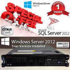 7945-AC1 IBM System x3650 M3 2x SIXCORE X5670 2.93GHz 96GB ServeRAID M5015 SAS