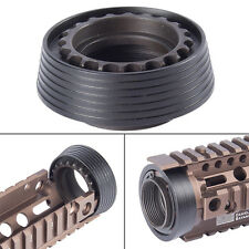 China Made Airsoft Aluminium Delta Ring Handguard Mount For M4/M16 AEG Black #43