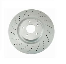 NEW Mercedes W219 W211 R230 CLS55 AMG E55 AMG 03-11 Front Disc Brake Rotor Meyle