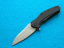 Zero Tolerance ZT 0770 Folding Knife! Assisted Flipper Design w/ Elmax Steel!!!