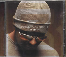 BRIAN MCKNIGHT - U turn - CD 2003 NEAR MINT CONDITION