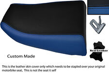 BLUE & BLACK CUSTOM FITS KAWASAKI NINJA ZX6R 600 95-97 REAR SEAT COVER