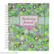 GARDENING JOURNAL - Planting Log - Organiser - Planner -  Rachel Ellen - Gift