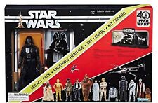 Star Wars Black Series 40th Anniversary Darth Vader Legacy Pack Diorama Presale