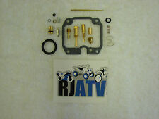 Kawasaki Bayou 220 1988-2002 Carburetor Rebuild Kit Repair KLF220