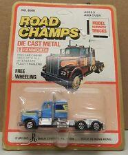 ROAD CHAMPS BLUE TRACTOR TRAILER TRUCK KW KENWORTH JRI R BALA CYNWYD PA